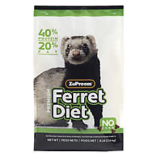 ZuPreem® Premium Ferret Diet Food