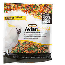 ZuPreem® Avian Entrees Harvest Feast Mix Parrot Food