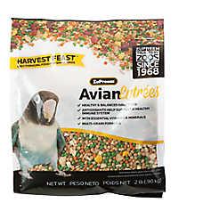 ZuPreem® Avian Entrees Harvest Feast Mix Small Bird Food