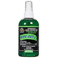 Zoo Med™ Wipe Out 1 Terrarium and Small Animal Cage Disinfectant, Cleaner and Deodorizer