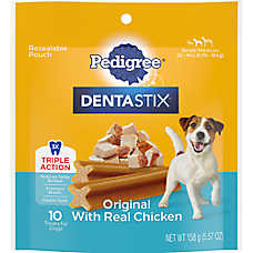 PEDIGREE® Dentastix Small/Medium Dog Sticks
