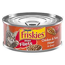 Purina® Friskies® Prime Filets Cat Food