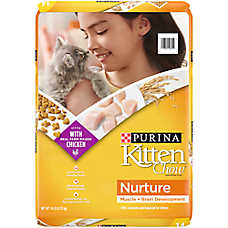 Purina® Kitten Chow® Nurture Kitten Food
