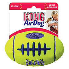 KONG® Air Dog® Football Squeaker Dog Toy
