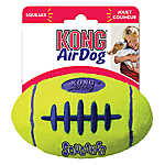 KONG® Air Dog® Football Squeaker Dog Toy