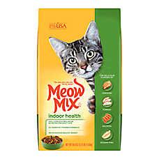 Meow Mix® Indoor Adult Cat Food