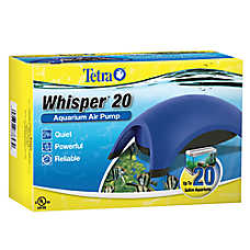 Tetra® Whisper 20 UL Air Pump