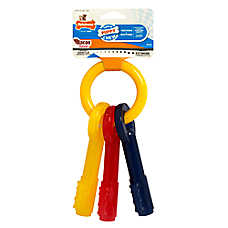 Nylabone® Puppy Teething Keys Puppy Toy
