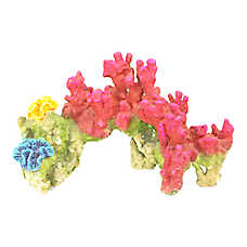 Top Fin® Multicolored Coral Aquarium Decoration