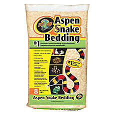 Zoo Med™ Aspen Snake Bedding