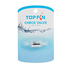 Top Fin® Aquarium Check Valve