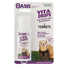 Oasis Vita-Drops High Potency Multivitamins Ferret Concentrate