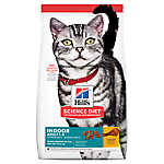 Hill's® Science Diet® Indoor Adult Cat Food - Chicken