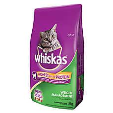 WHISKAS® Weight Management Cat Food