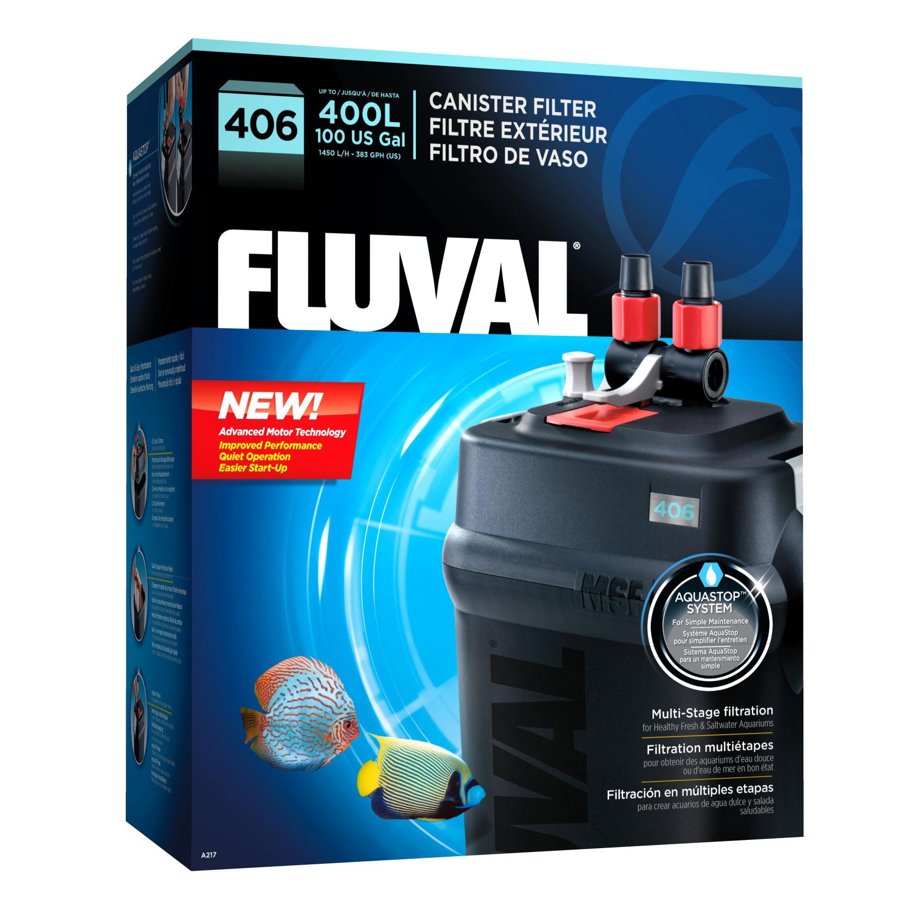 Filter & Pumps