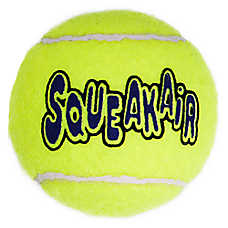 KONG® Air Dog® Tennis Ball Squeaker Dog Toy