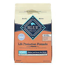 BLUE Life Protection Formula® Large Breed Puppy Food - Chicken & Brown Rice