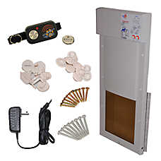 High Tech Power Pet Electronic Pet Door