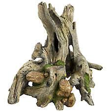 Top Fin® Mossy Driftwood Aquarium Ornament