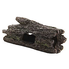 Top Fin® Hollowed Out Tree Aquarium Ornament
