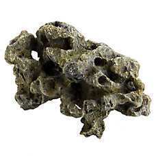 Top Fin® Craggy Rock Aquarium Ornament