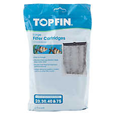 Top Fin® Large Aquarium Filter Cartridge
