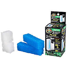 Zoo Med™ 316 & 318 Filter Combo Pack Replacement Sponges