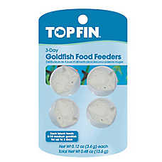 Top Fin® 3 Day Goldfish Food Feeder