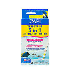 API® 5 in 1 Aquarium Test Strips