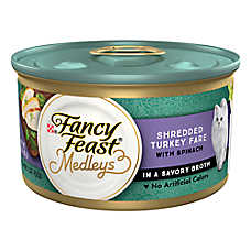 Fancy Feast® Medleys Shredded Adult Cat Food