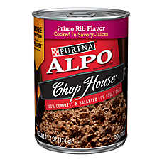 Purina® ALPO® Chop House Originals® Adult Dog Food - Prime Rib Flavor