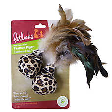 Petlinks™ Feather Flips Cat Toy
