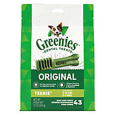 GREENIES® Teenie Daily Dog Treat
