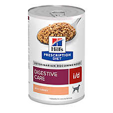 Hill's® Prescription Diet® i/d Digestive Care Dog Food - Turkey