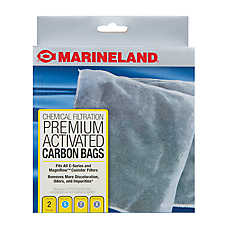 Marineland® Carbon Filter Bags
