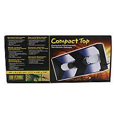 Exo Terra® Compact Top Fluorescent Terrarium Canopy