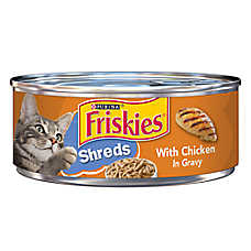Purina® Friskies® Savory Shreds Cat Food