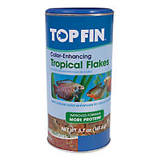 Top Fin® Tropical Color-Enhancing Flakes