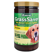 NaturVet Grass Saver Wafers