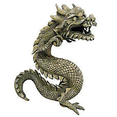 Top Fin® Balinese Dragon Airstone Aquarium Ornament