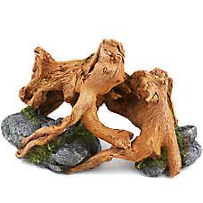 Top Fin® Stone & Root Aquarium Ornament