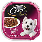 cesar® Gourmet Filets Adult Dog Food