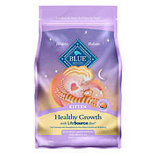 BLUE™Healthy Growth Chicken & Brown Rice Kitten Food
