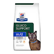 Hill's® Prescription Diet® m/d Weight loss- Carbohydrate- Diabetic Adult Cat Food