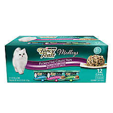 Fancy Feast® Medleys Florentine Adult Cat Food - Variety Pack, 12ct