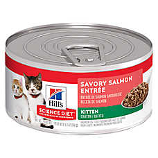 Hill's® Science Diet® Minced Kitten Food