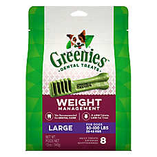 GREENIES® Weight Management Large Dental Dog Treat