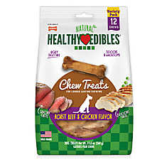 Nylabone Healthy Edibles Assorted Gluten-Free Puppy Treats