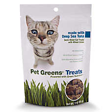 Pet Greens Semi-Moist Cat Treat