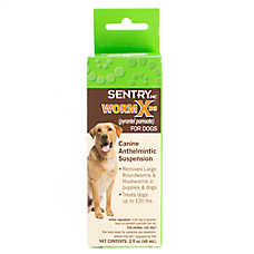 SENTRY® WORM X® DS Dog Wormer